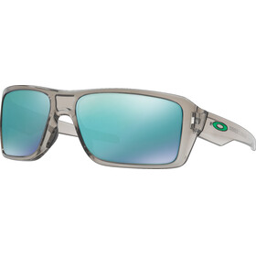 Oakley Double Edge Brillenglas transparant/petrol